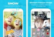 Snow - Selfie, Sticker animé iOS Internet