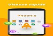 Navigateur Phoenix – Rapide & super léger Internet