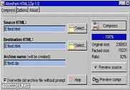 HTML2Zip Utilitaires