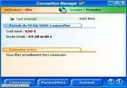 Connection Manager XP Internet