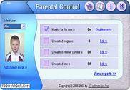 Parental Control Sécurité & Vie privée