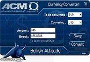ACM currency converter Bureautique