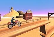Desert Dirt Bike Jeux