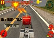 Camion Mort Racing Game 3D Jeux