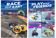 Go Race : Super Karts Android Jeux