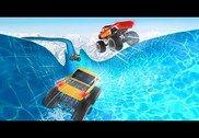 Water Slide Monster Truck Race Jeux