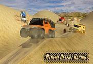 8 Wheeler russe Camion Courses Jeux