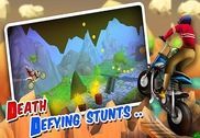 Action Bike Stunt Racing - 3D Jeux