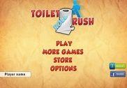 Toilet Roll Rush Jeux