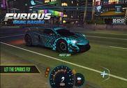 Furious 8 Drag Racing Jeux