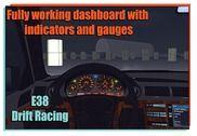 E38 Drift Racing Jeux