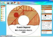Etiquettes CD-DVD et jaquettes - Solutions CréaFuté Maison et Loisirs