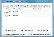BitLocker Drives Unlocker