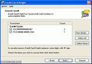 Credit Card Knight