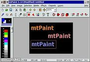 mtPaint Multimédia