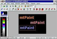 mtPaint Multimédia