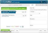 Dailymotion Mass Uploader Internet