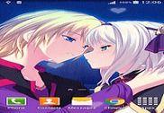 Anime Amoureux Fond D'écran Internet