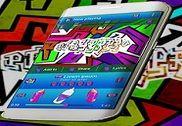 Graffiti PlayerPro Peau Internet