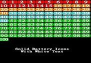 BN Pro Solid Battery-White Internet