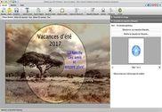 Disketch - Application d'étiquettes pour CD sur Mac Multimédia