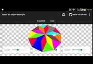 3D object - basic example Internet