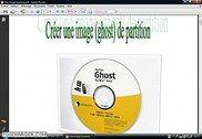 Créer une image (ghost) de partition Informatique