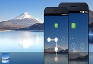 AppLock Theme - Mountains Internet