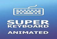 Super Keyboard - Cool Fonts, Emoji, GIF, Stickers Internet