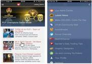 FUT 17 News Ultimate Team Android Maison et Loisirs
