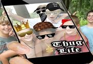 Thug Life Cam Face Swap Group Maison et Loisirs