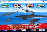 Shark in Phone Prank Maison et Loisirs