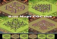 Cartes de base COC th8 Maison et Loisirs