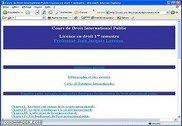 Cours de Droit International Public Droit et économie