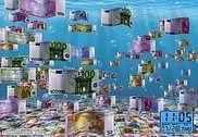 100 Happy Money 3D Screen Saver