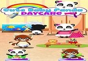 Cute Baby Panda - Daycare Jeux