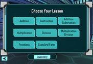 Math Blaster HyperBlast 2 HD Jeux