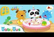 Panda Sharing Adventure Jeux