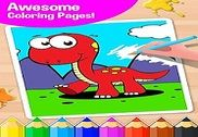 Coloring Pages Book for Kids Jeux