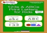 ABC écriture pour les enfants Jeux