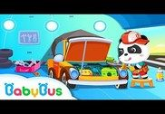 Le garage 'Panda' Jeux