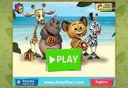 Madagascar: My ABCs Jeux