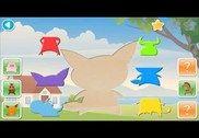 SHAPES MATCH Preschool Puzzle Jeux