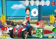 Pat' Patrouille: jeux en ligne et gratuits