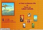 Astro-Lame Le tarot du Dragon d'or Maison et Loisirs