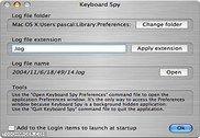 Keyboard Spy Utilitaires