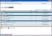 iPostMX 2005 CFML