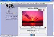 R2K Galery PHP