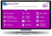 DreamTiff Finances & Entreprise