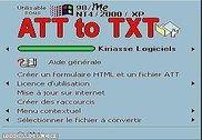 ATT2TXT Internet